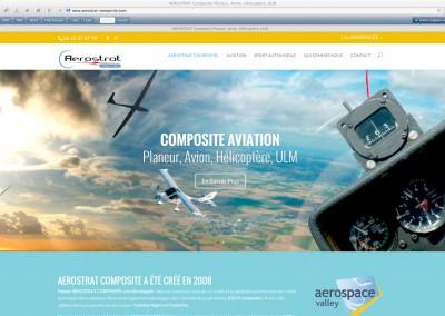 site AEROSTRAT Composite