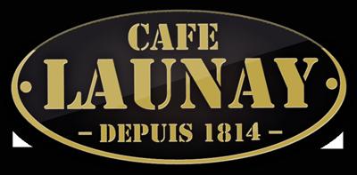 logo cafés Launay
