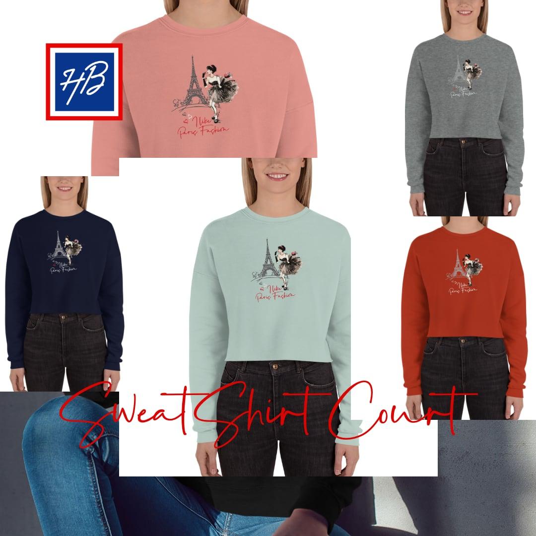 sweatshirt-hetb•shop 5couluers-3tailles