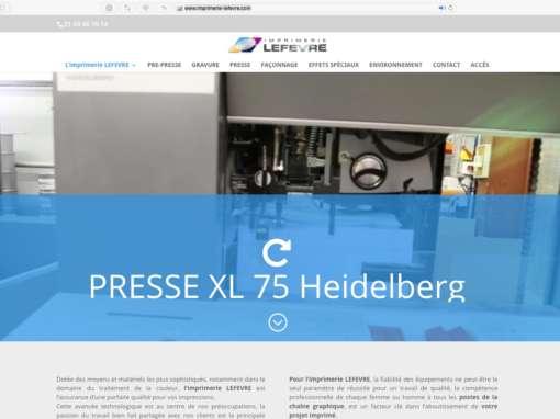 Imprimerie Lefevre