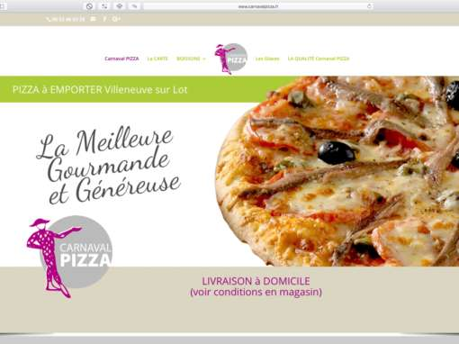Carnaval Pizza